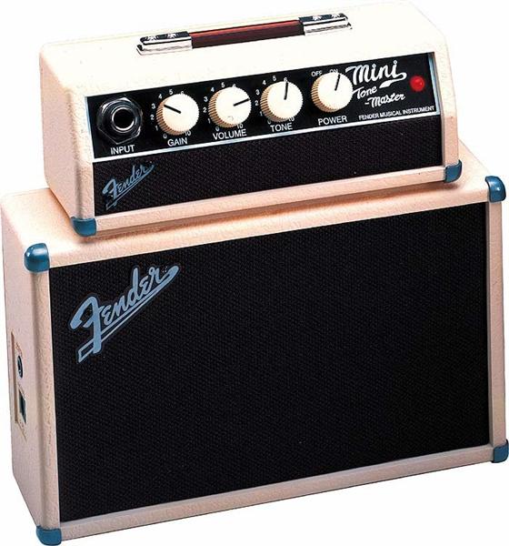 Fender / MINI TONEMASTER [電池駆動ミニギターアンプ] ミニトーンマスター フェンダー【国内正規品】【お取り寄せ商品】