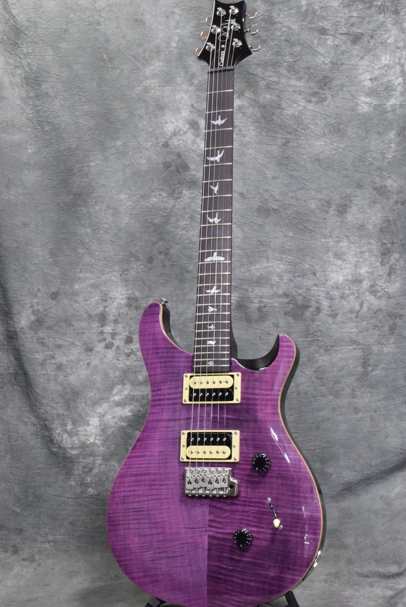 Paul Reed Smith (PRS) / SE Custom 24 Amethyst (AT) ポールリードスミス【2017 NEW MODEL】