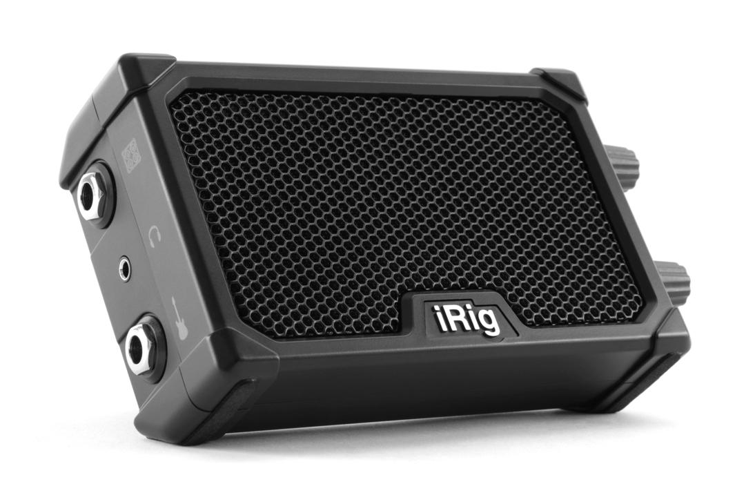 IK Multimedia / iRig Nano Amp [電池駆動小型ギターアンプ] アイリグ ナノアンプ【お取り寄せ商品】