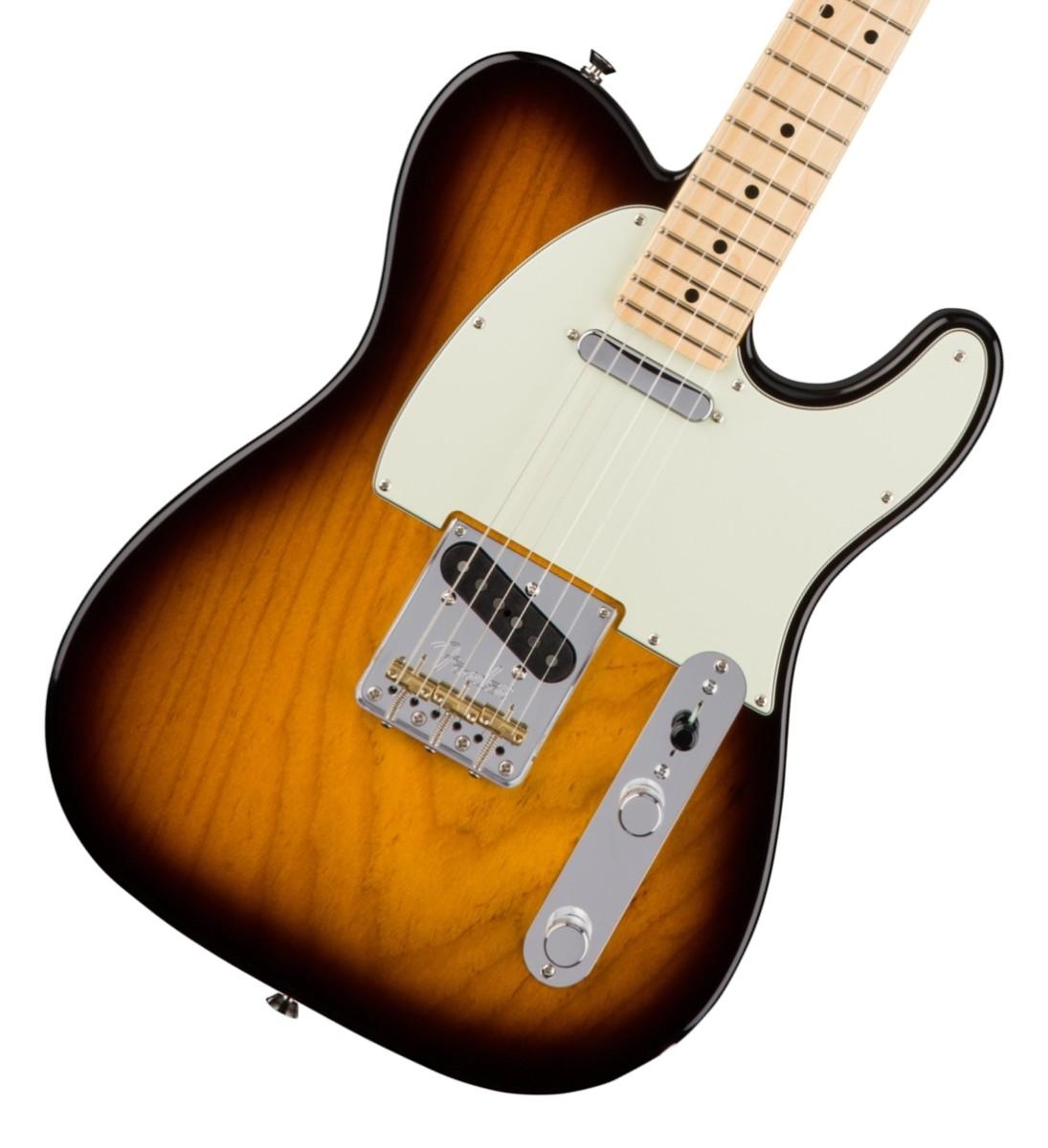 Fender USA / American Pro Telecaster 2-Color Sunburst Maple フェンダー《カスタムショップのお手入れ用品を進呈/+671038200》《フェンダー純正グッズを進呈/+79083》