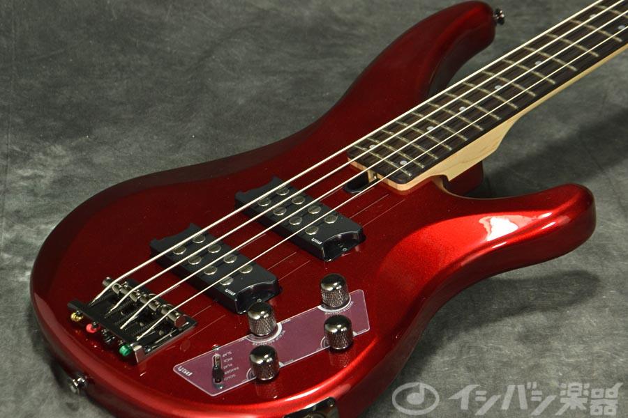 YAMAHA ヤマハ / TRBX304 CAR CANDY APPLE RED【ヤマハTRBシリーズ】《+811100900》