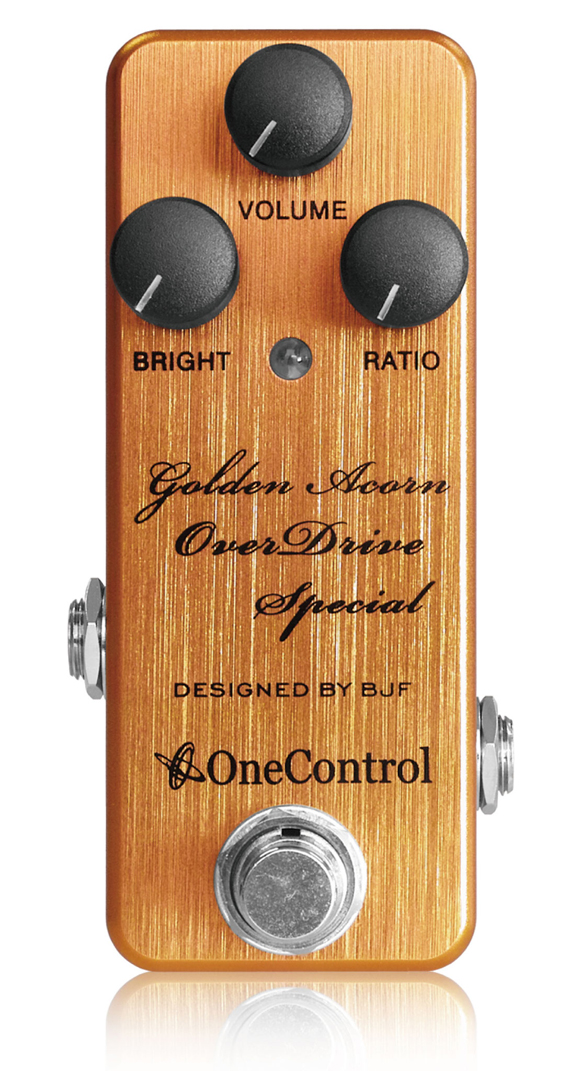 One Control / Golden Acorn OverDrive Special [オーバードライブ/AIAB] ワンコントロール【お取り寄せ商品】【WEBSHOP】