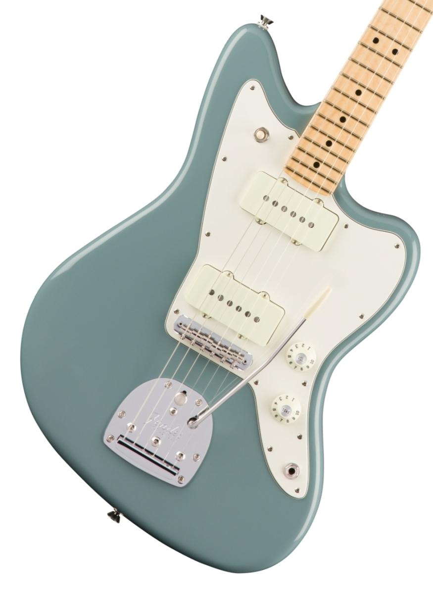 【タイムセール:18日12時まで】Fender USA / American Professional Jazzmaster Sonic Gray Maple《カスタムショップのお手入れ用品を進呈/+671038200》【YRK】【アウトレット特価】