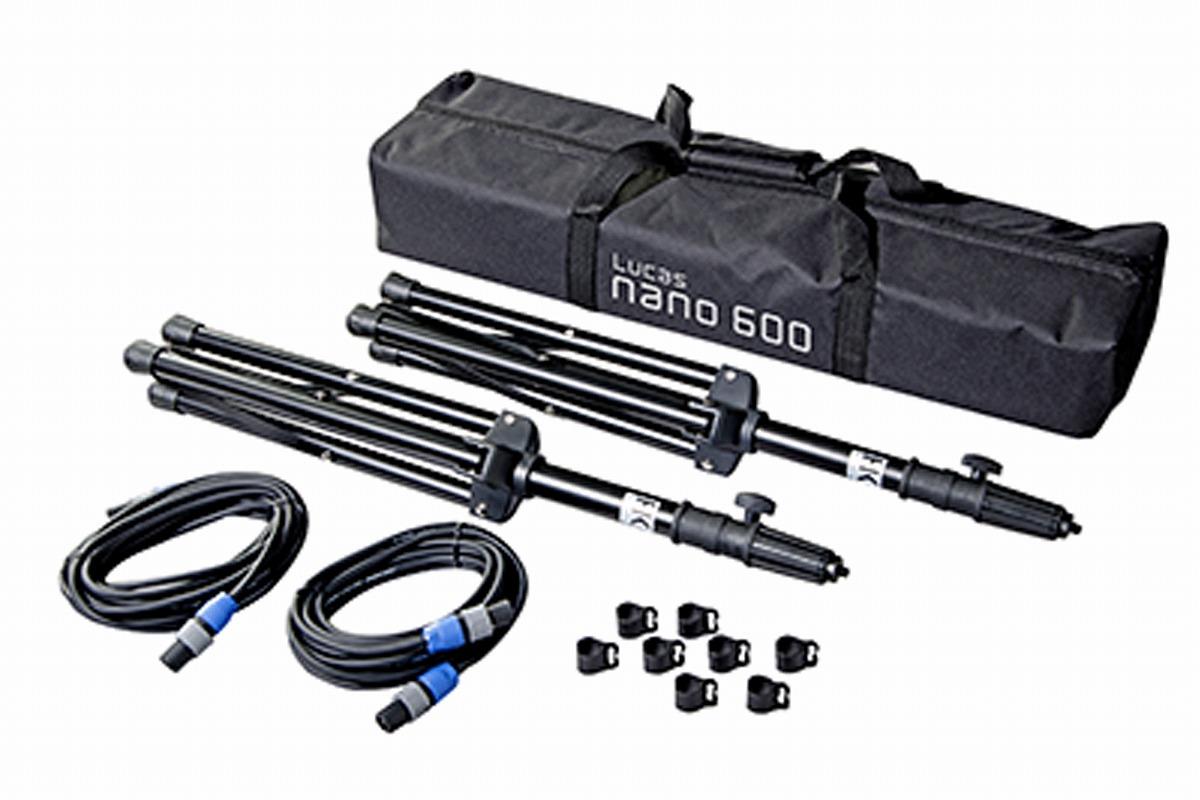 HK AUDIO エイチケイオーディオ / NANO 600 SS ADD-ON ステレオ・スタンド・アドオン・パッケージ【YRK】【お取り寄せ商品】