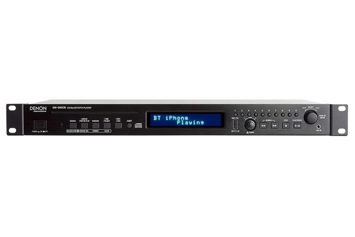 DENON Professional デノン / DN-500CB 業務用CDプレーヤー【お取り寄せ商品】