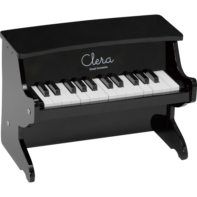 Clera / Mini Piano MP1000-25K Black 【★お取り寄せ】