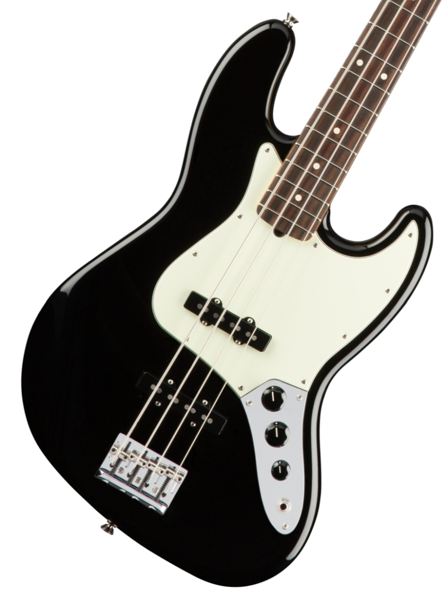 Fender USA / American Pro Jazz Bass Black Rosewood フェンダー《フェンダー純正グッズを進呈/+79083》