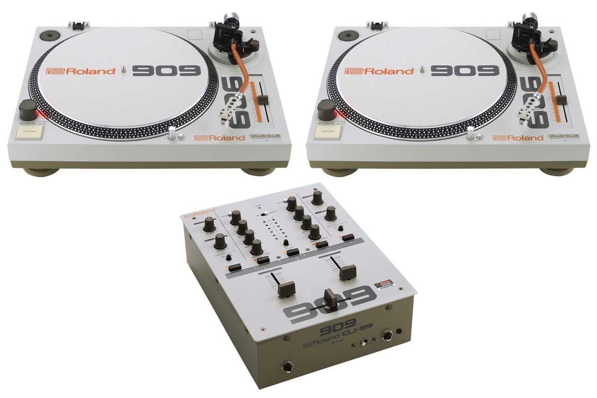 Roland ローランド / TT-99 × DJ-99 DJセット【YRK】
