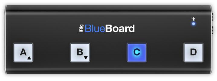 IK Multimedia / iRig Blue Board Bluetooth MIDI 【お取り寄せ商品】
