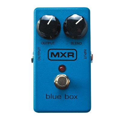 MXR / M-103 BLUE BOX 【エムエックスアール】【オクターバー】