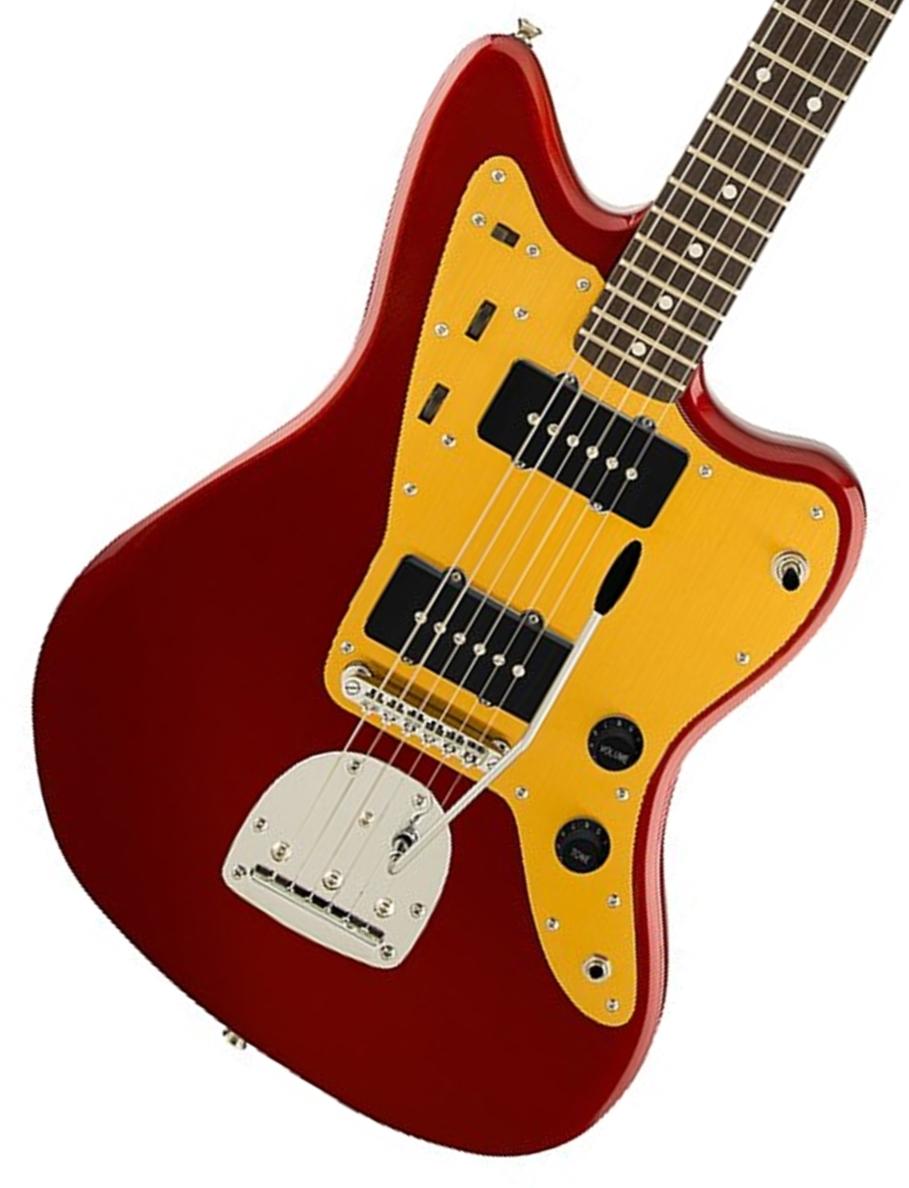 【タイムセール:28日12時まで】Squier by Fender / DELUXE JAZZMASTER WITH TREMOLO スクワイヤー
