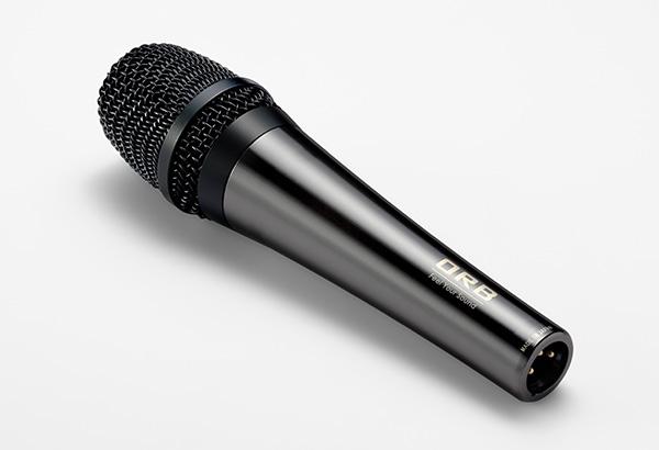 ORB オーブ / Clear Force Microphone Premium CF-3 ダイナミック型ワイヤードマイク (CF-3)【お取り寄せ商品】