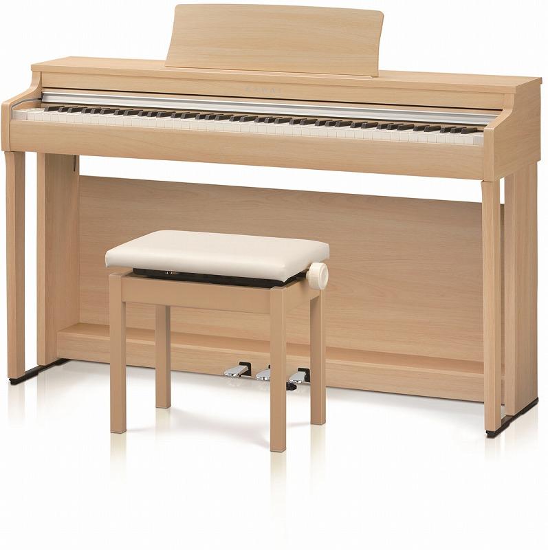 KAWAI カワイ / CN27LO デジタルピアノ プレミアムライトオーク調仕上げ (CN27) 電子ピアノ