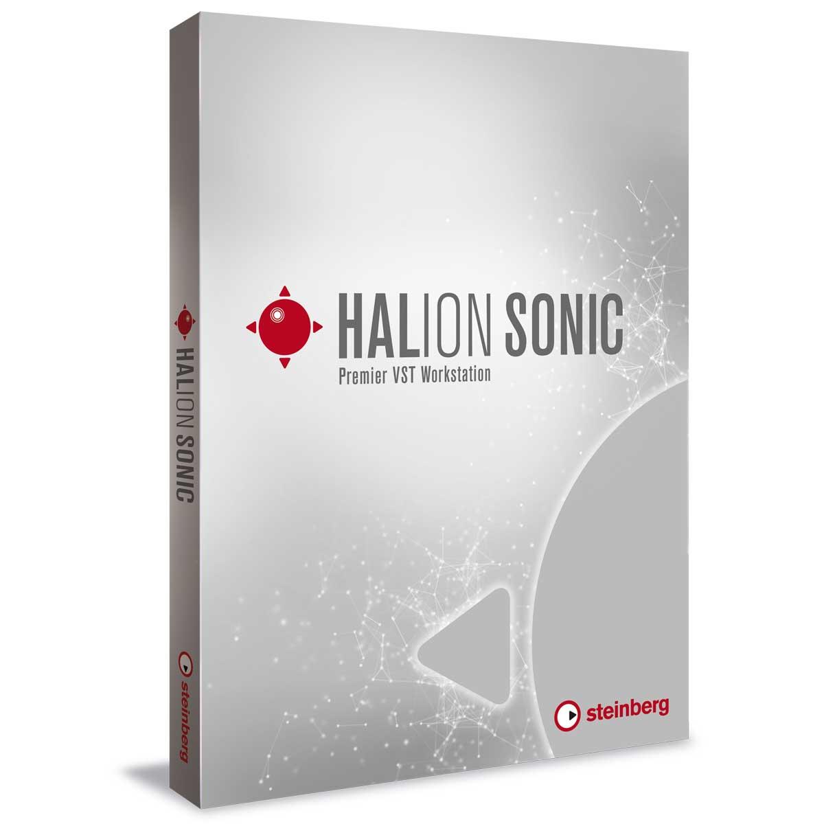 Steinberg スタインバーグ / HALion Sonic 通常版 ソフトシンセサイザー
