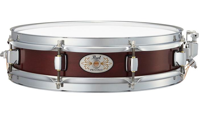 Pearl スネアドラム M1330 #383(NR)ネイチャーワインレッド