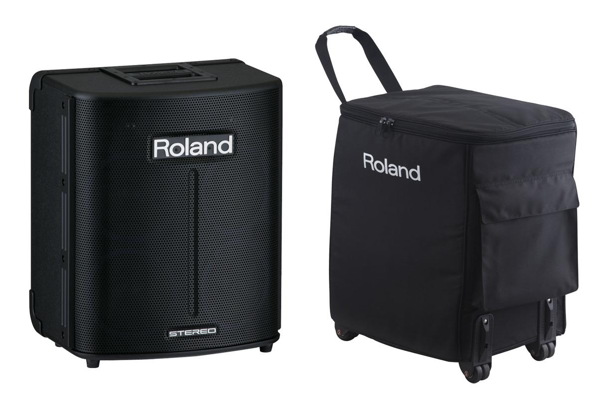 Roland ローランド / BA-330 【ケースセット!】 Stereo Portable Amplifier【YRK】