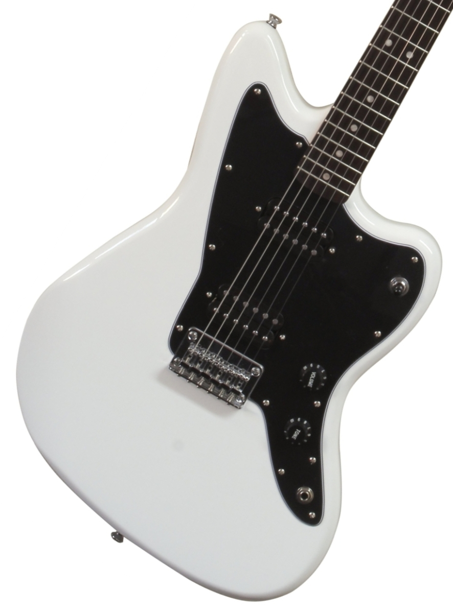 Squier by Fender / AFFINITY SERIES JAZZMASTER HH Arctic White スクワイヤ