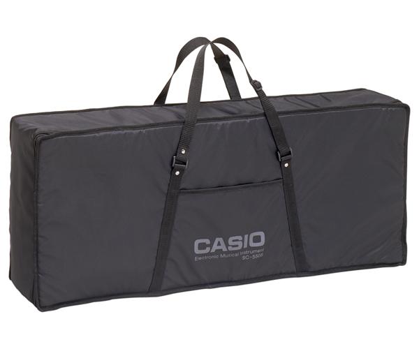 CASIO カシオ / SC-550B CTK/LKシリーズ用キーボードケース