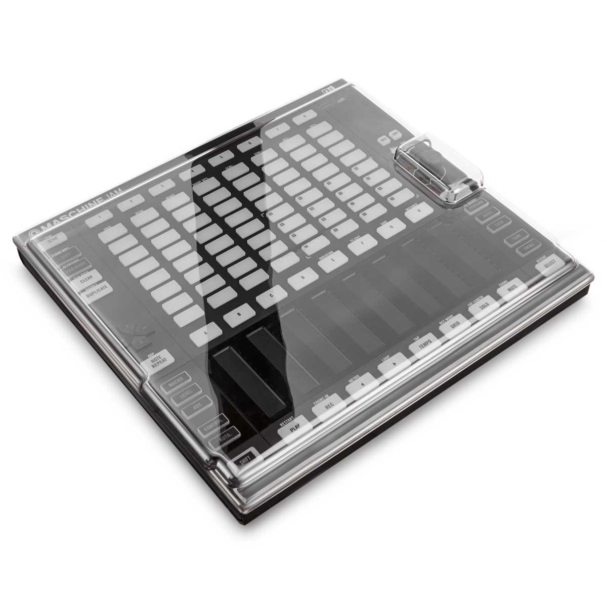 Decksaver デッキセーバー / DS-PC-MASCHINEJAM MASCHINE JAM用保護カバー【お取り寄せ商品】