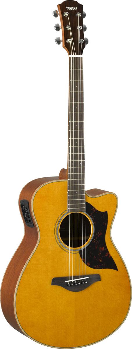 【在庫有り】 YAMAHA / AC1M VN (ビンテージナチュラル) ヤマハ アコースティックギター アコギ エレアコ AC-1M 《+811175900》【YRK】