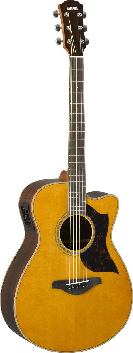 【在庫有り】 YAMAHA / AC1R VN (ビンテージナチュラル) ヤマハ アコースティックギター アコギ エレアコ AC-1R 《+811175900》【YRK】《+811182000》