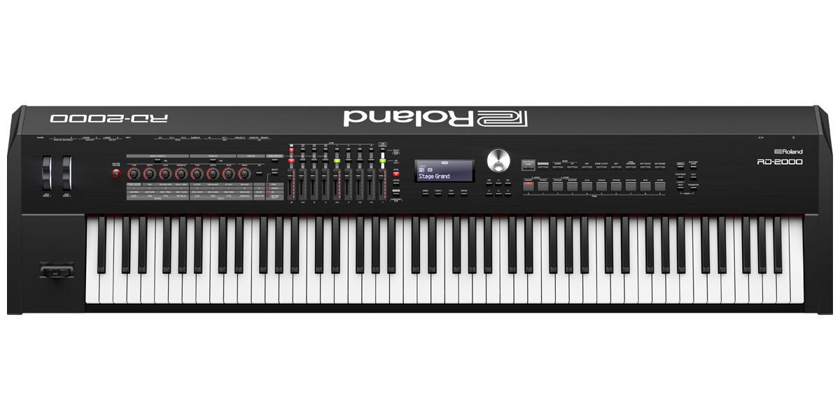 【在庫あり】Roland ローランド / RD-2000 Stage Piano ステージ・ピアノ【YRK】【PTNB】