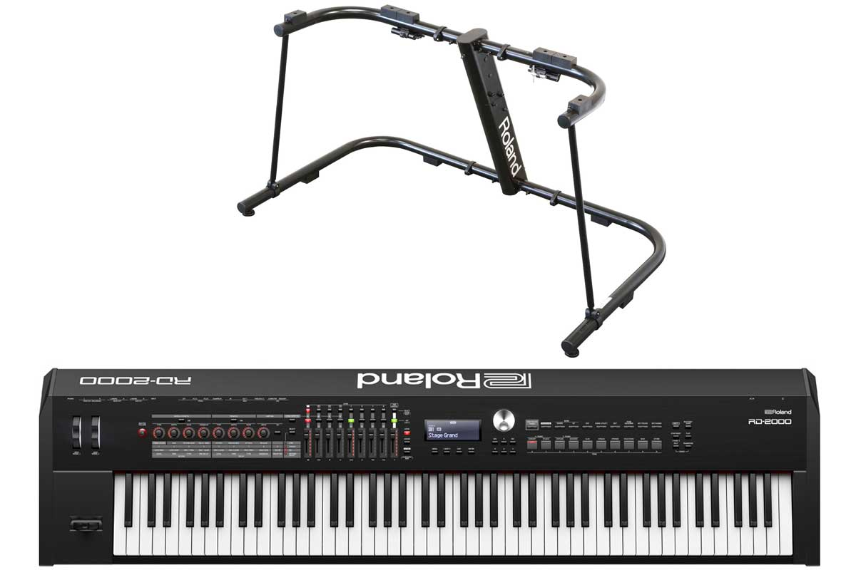 Roland ローランド / RD-2000 【純正スタンドセット!】Stage Piano ステージ・ピアノ【YRK】
