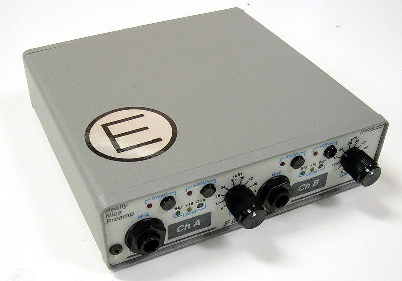 FMR AUDIO エフエムアールオーディオ / RNP8380(E) マイクプリアンプ