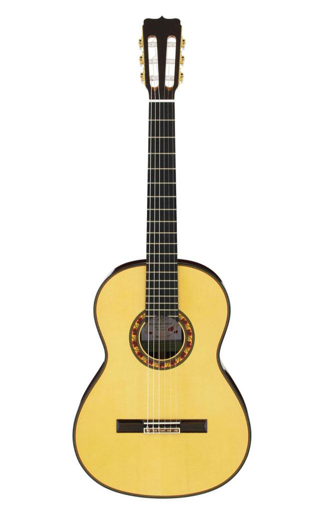 Jose Ramirez / GUITARRA DEL TIEMPO -Spruce- 【Estudio Special Models】 ホセラミレス クラシックギター ガットギター 【お取り寄せ商品】