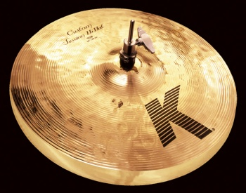 Zildjian K.Custom Session Hi-hats 14インチ (36cm) (Top+Bottom2枚1組)【YRK】