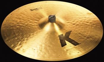 Zildjian K Zildjian Dark Medium Ride 22インチ (56cm)ジルジャン シンバル【YRK】