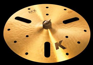 Zildjian / K.Zildjian EFX 16インチ (40cm) ジルジャン シンバル【YRK】