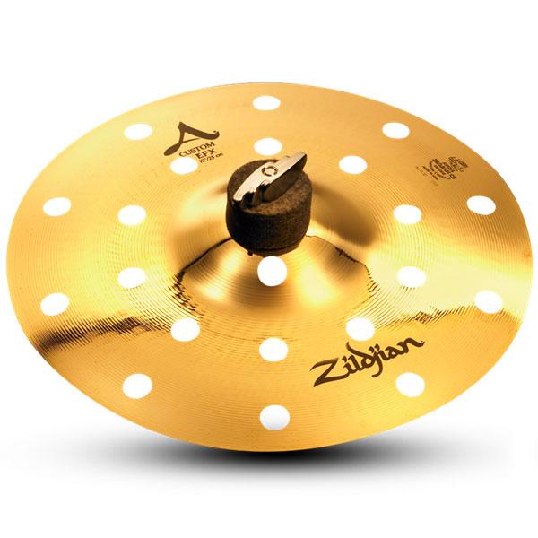 Zildjian A.Custom EFX 10インチ NAZLC10EFX【お取り寄せ商品】【YRK】