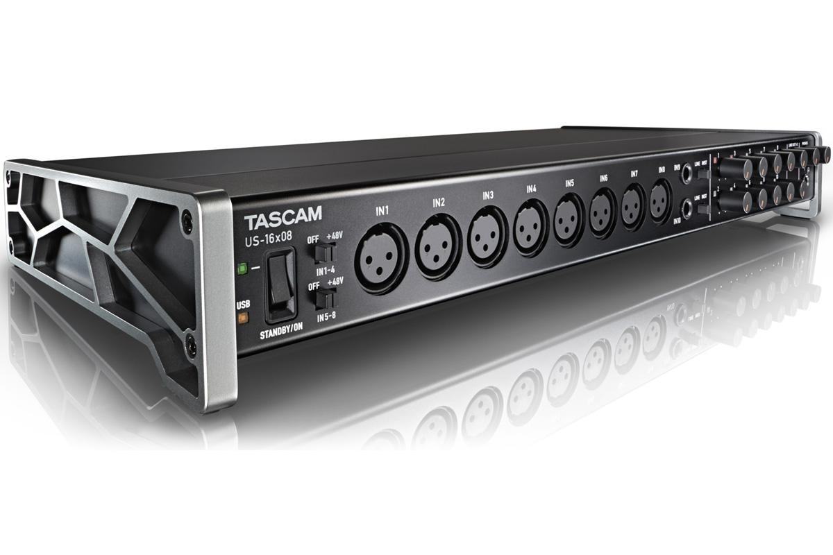 TASCAM タスカム / US-16x08【お取り寄せ商品】