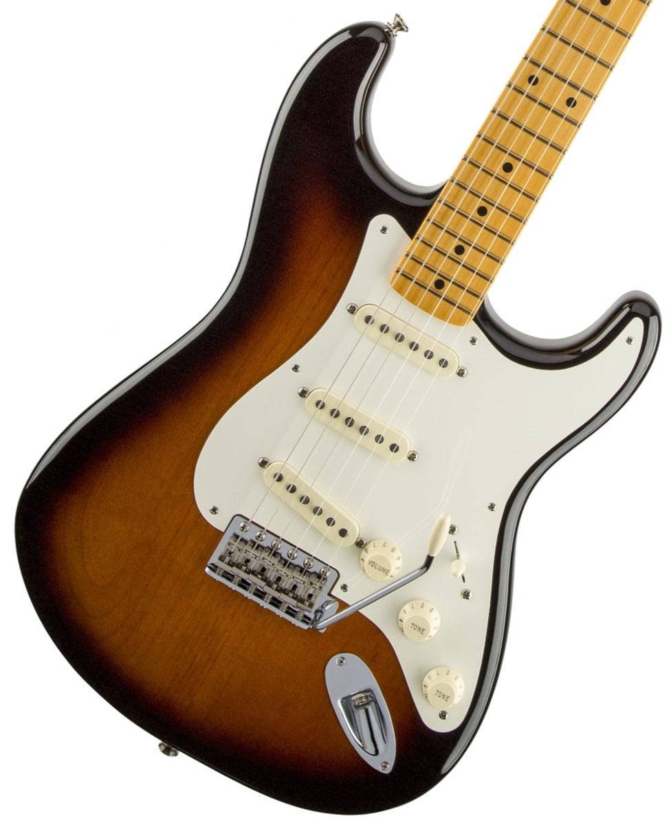 Fender USA / Eric Johnson Stratocaster 2 Color Sunburst Maple フェンダー【お取り寄せ商品】《カスタムショップのお手入れ用品を進呈/+671038200》【YRK】