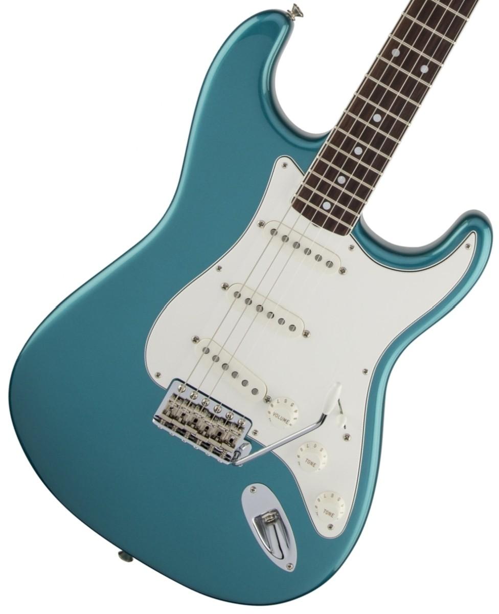 Fender USA / Eric Johnson Stratocaster Lucerne Aqua Firemist Rosewood フェンダー【お取り寄せ商品】《カスタムショップのお手入れ用品を進呈/+671038200》【YRK】