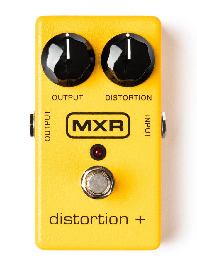 【タイムセール:7月2日12時まで】MXR / M104 distortion+ ディストーションプラス エムエックスアール【お取り寄せ商品】