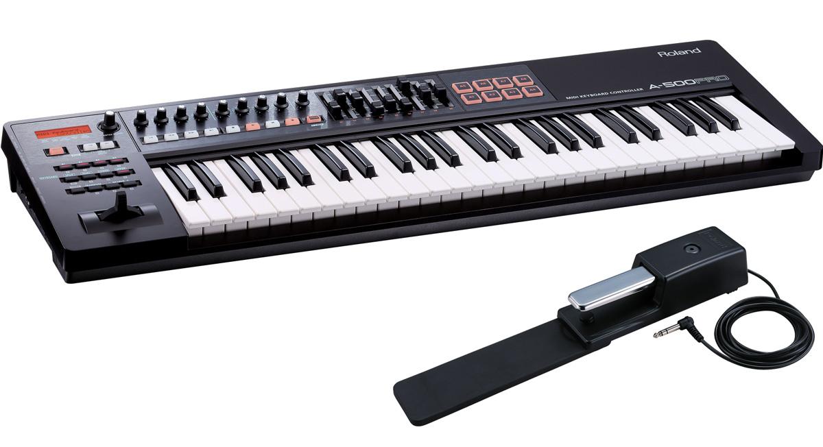 Roland ローランド / A-500PRO-R MIDIキーボード【DP-10ペダルセット!】《予約注文/7月中旬入荷予定》【YRK】