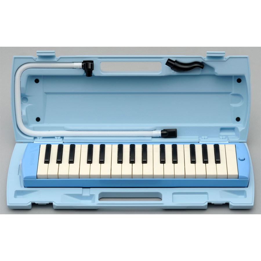 YAMAHA / P-32E PIANICA ヤマハ ピアニカ P32E 鍵盤数:32鍵 色:ブルー 《取寄せ商品》