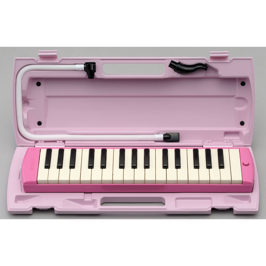 YAMAHA / P-32EP PIANICA ヤマハ ピアニカ P32EP 鍵盤数:32鍵、色:ピンク 《取寄せ商品》