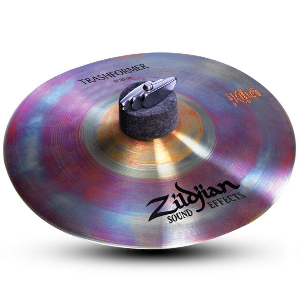 Zildjian / FX Trashformer 10インチ トラッシュフォーマー【YRK】