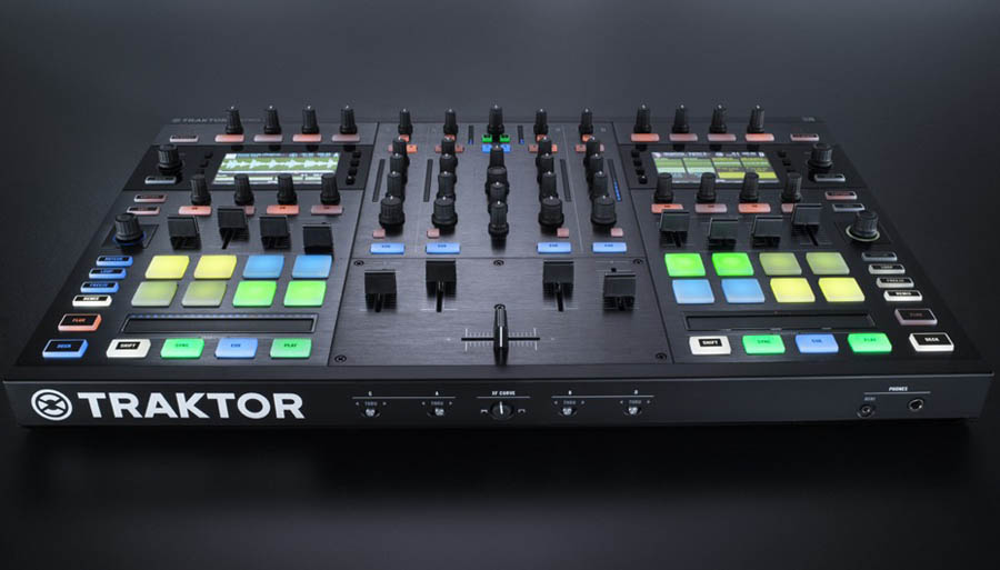 Native Instruments ネイティブインストゥルメンツ / TRAKTOR KONTROL S8 DJコントローラー