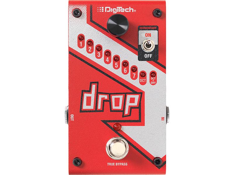 DigiTech / DROP ポリフォニック ピッチシフター ドロップ デジテック