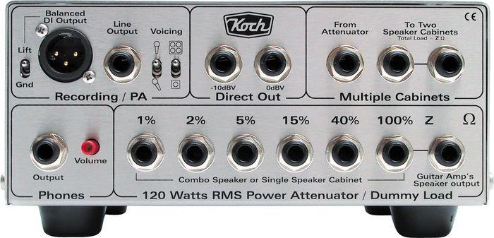 Koch / LB120-II 4Ω コッホ アッテネーター 【お取り寄せ商品】