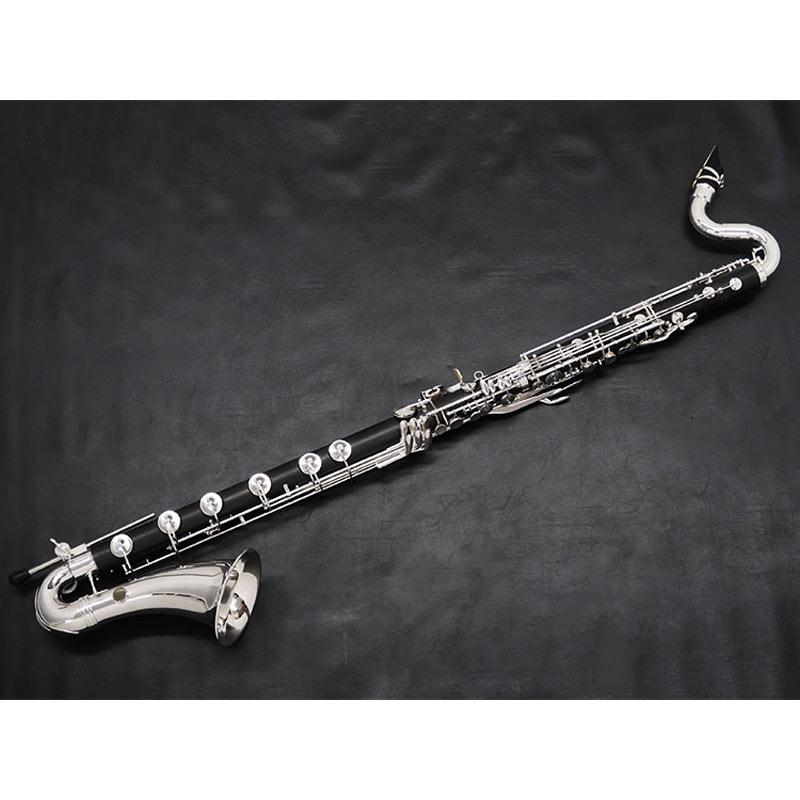 BRASSPIRE UNICORN / BPCLB-40RS ブラスパイアユニコーン バスクラリネット LowC バスクラ《お取り寄せ》