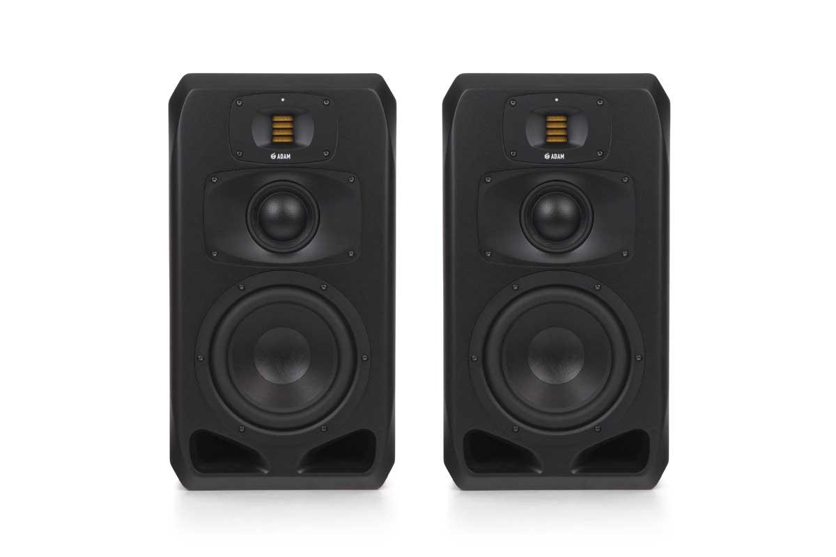 ADAM AUDIO アダムオーディオ / S3V スタジオモニタースピーカー(1ペア)【お取り寄せ商品】