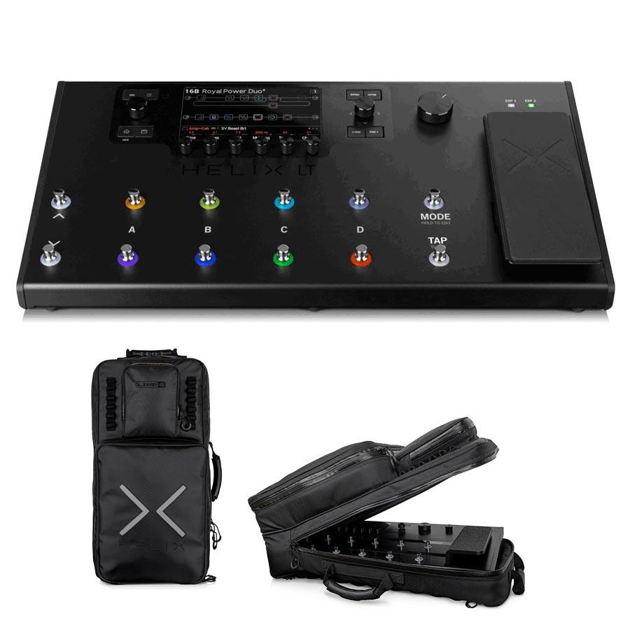 Line6 / HELIX LT プロスペック・ギタープロセッサー ラインシックス【国内正規品】【YRK】