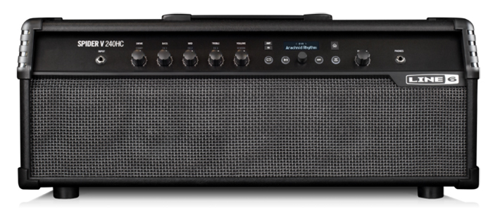 LINE 6 / Spider V 240HC スパイダーV 240w出力ギターアンプヘッド ライン6【お取り寄せ商品】