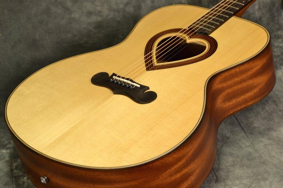 Zemaitis / CAJ-100HW 【ハート型サウンドホール】 ゼマイティス アコースティックギター アコギ CAJ100HW 【お取り寄せ商品】《プレゼントあり!/+set79094》
