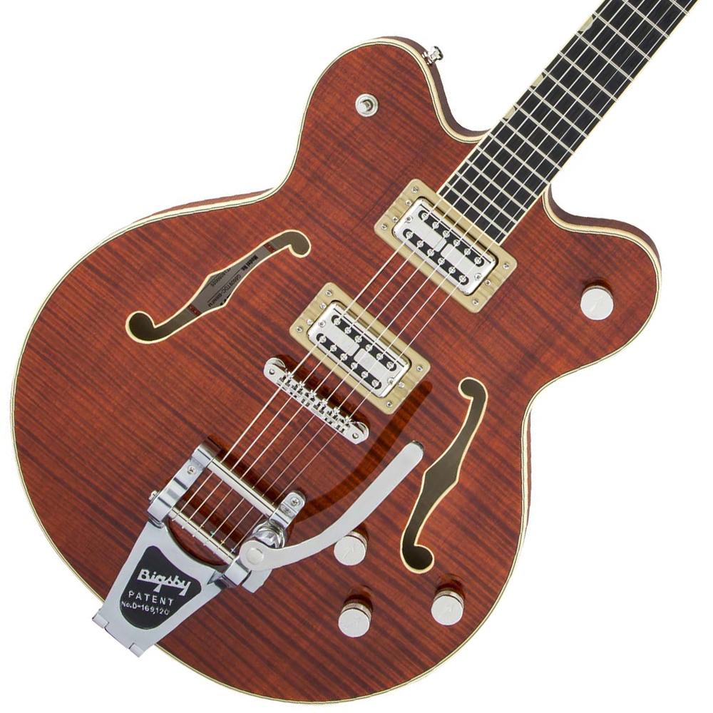 Gretsch Bourbon/ Players Edition G6609TFM G6609TFM Broadkaster Center Block Block Double-Cut Bourbon Stain グレッチ, こだわり処良味館:990b0a07 --- jphupkens.be